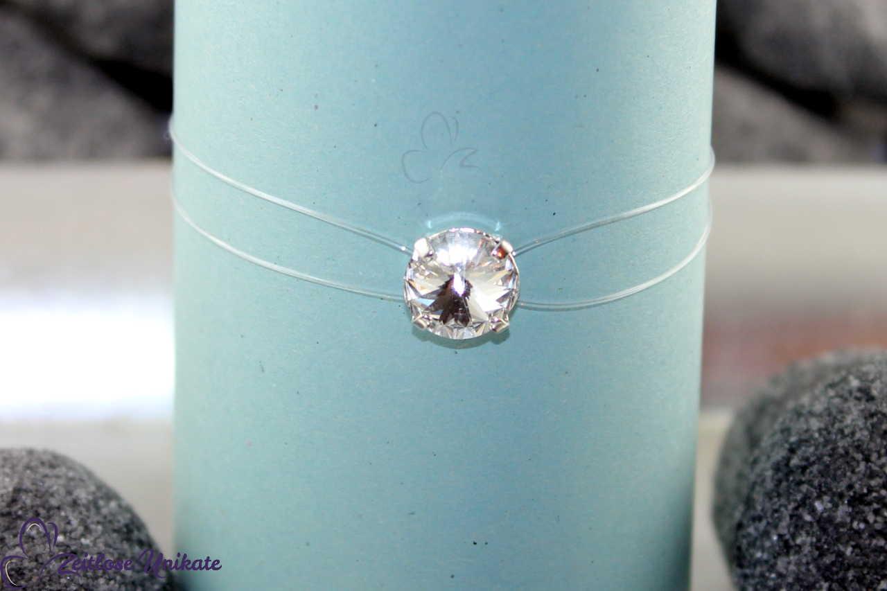 schwebender Stein Armband