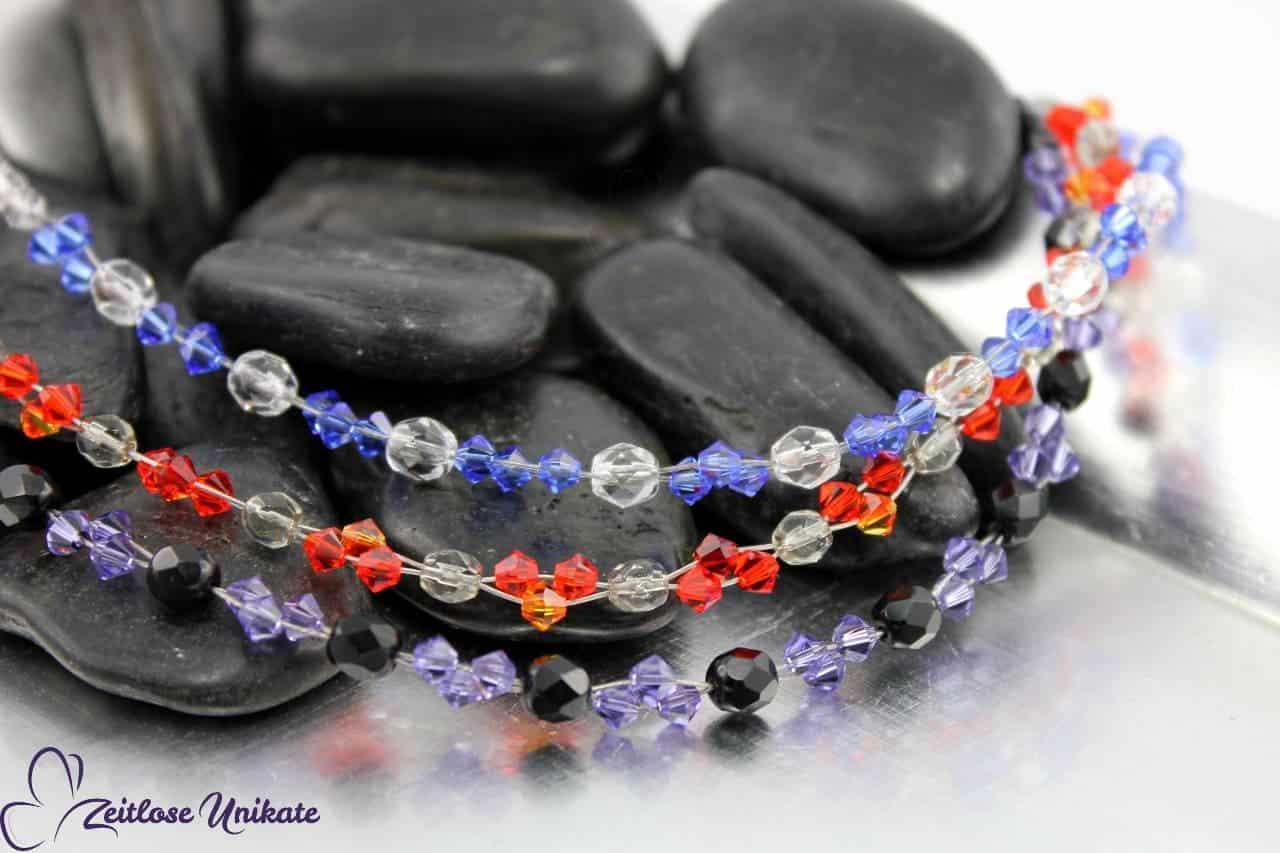 interessante elegante Halskette für jung und alt je nach Farbwunsch