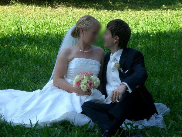 Hochzeitsfoto Brautschmuck Karina