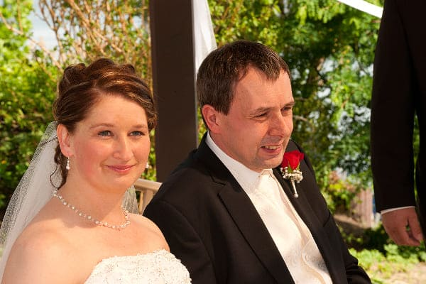 Braut Jeannette, Kette und Ohrringe Schmuckset Die Schöne