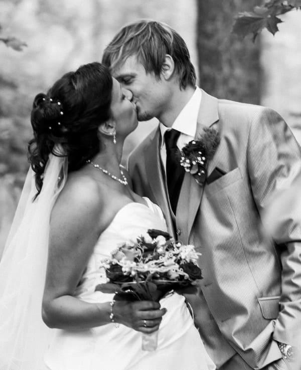Hochzeitsfoto Maria, Brautschmuck romantisch