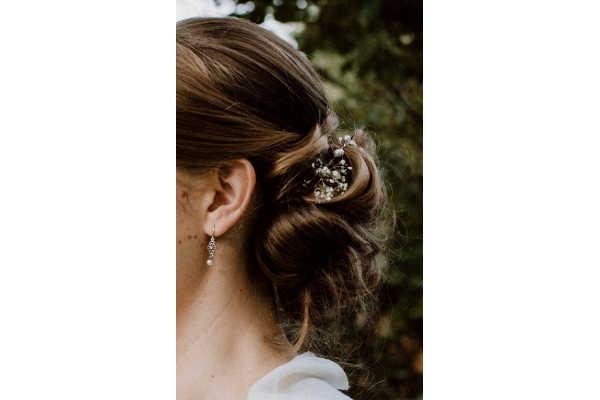 schlichtes Haarband